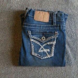 Amethyst jeans Sz. 0
