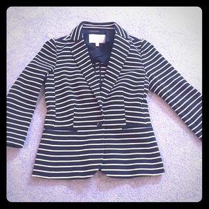 Banana Republic Jackets & Blazers - Banana Republic striped blazer, size 2