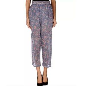 Mes Demoiselles Pants - MES DEMOISELLES PARIS Pants Classic Trouser Capri