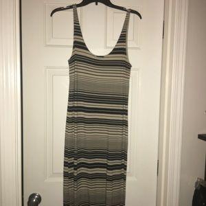 Moda International Maxi Dress, Size M