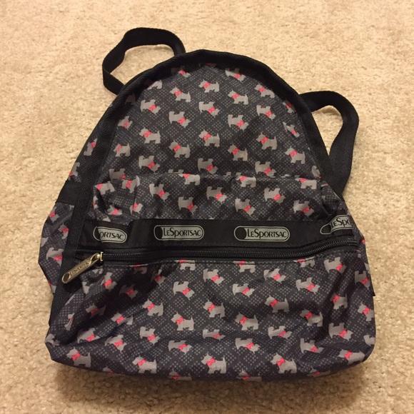 690cbcb9aa5 LeSportsac Bags   Mini Basic Backpack   Poshmark