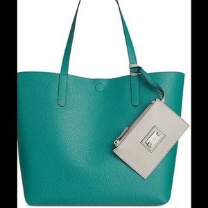 STYLE & CO REVERSIBLE TOTE