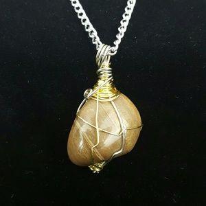 Handmade Jewelry - ❤Host Pick❤ PETRIFIED WOOD: business sucess