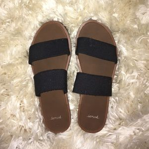 Sanuk Shoes - Sanuk slip on sandals FINAL SALE