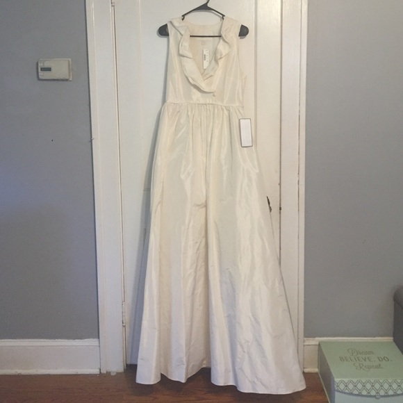 JCrew Kira Wedding Gown