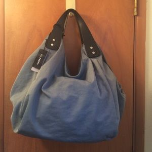 Ellington Handbags - Ellington Carly Hobo Bag - Gunmetal gray