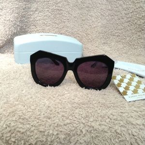 Karen Walker Accessories - NEW KAREN WALKER ONE WORSHIP SUNGLASSES