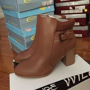 Wild Diva Shoes - Brand new boots