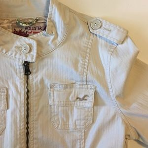 ✨LAST CHANCE Hollister jacket