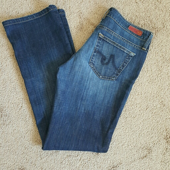 ag adriano goldschmied sale ag adriano goldschmied jeans from alma 39 s closet on poshmark. Black Bedroom Furniture Sets. Home Design Ideas