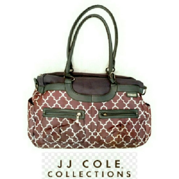 jj cole j cole huge diaper bag from lesley 39 s closet on poshmark. Black Bedroom Furniture Sets. Home Design Ideas
