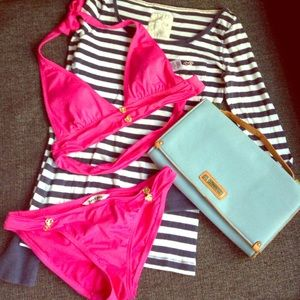 Juicy Couture paired swimwear