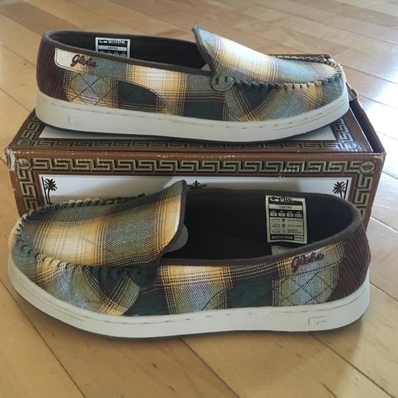 Globe Shoes | Globe Castro Slipons Mens