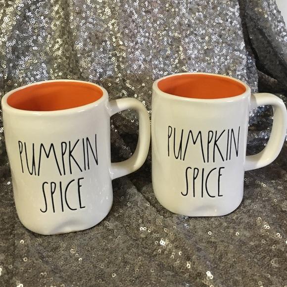 Rae Dunn Other Pumpkin Spice Mug Poshmark