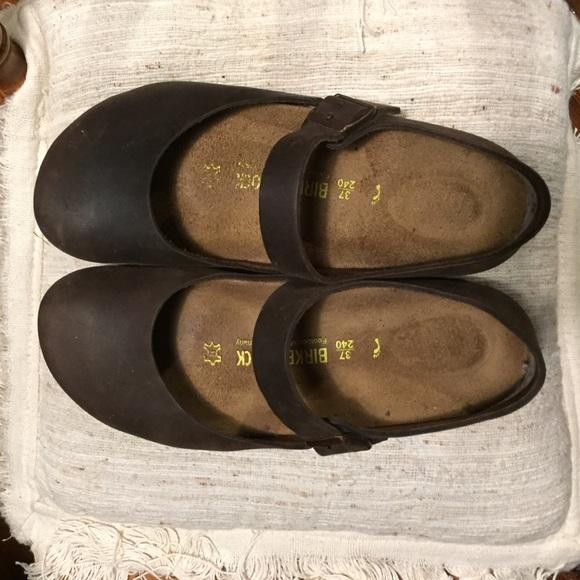 Birkenstock Shoes - Birkenstock Mantova Brown 37N c1ad9b223cf