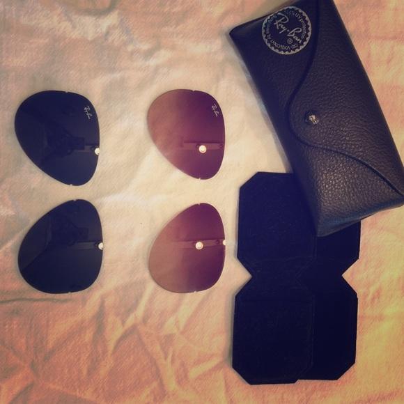 8414de220c4 RayBan replacement lenses. M 57b9049ab4188e5d0100cb1e