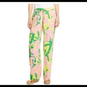 Lilly by Target  Large Palazzo Pant Fan Dance