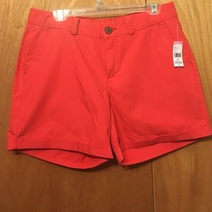 Sears Pants - Red shorts
