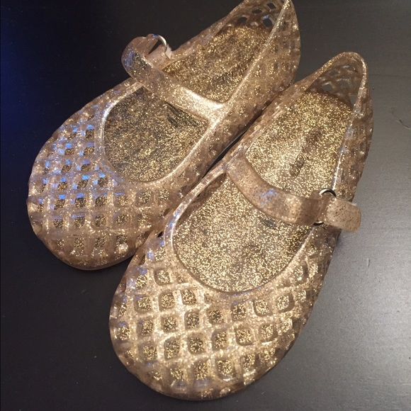 Old Navy Shoes   Mary Jane Jelly Shoes