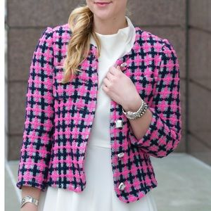 MARC JACOBS Tweed Blazer