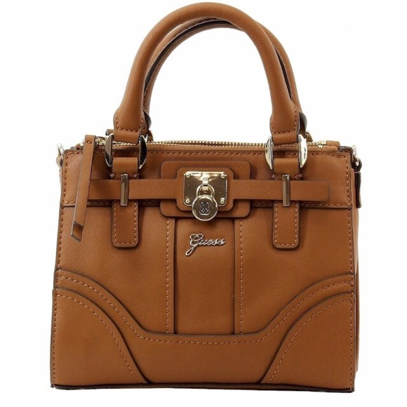 e88915b7f0d7 GUESS Handbags - Guess Petite Satchel