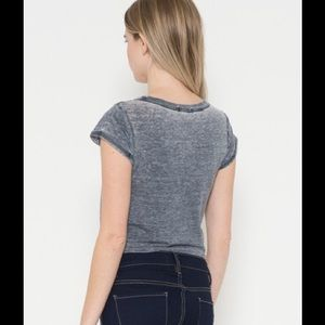 Basic tee in a super soft comfortable fabric