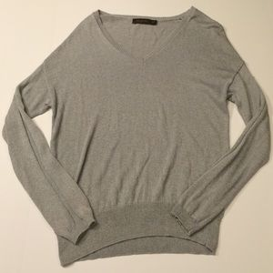 The Limited Sweaters - Gray limited sweater