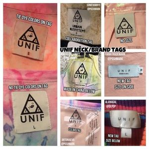 UNIF Other - {UNIF TAGS GUIDE}