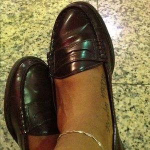 b2672378afa me too Shoes - Me Too burgundy penny loafers