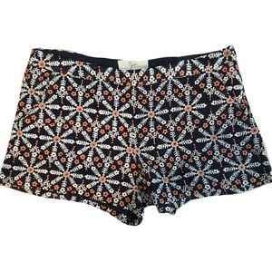 Joie Pants - Joie Embroidered Shorts