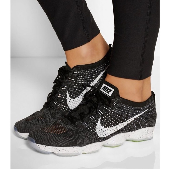 finest selection 497e2 5d96b Women s Nike Flyknit Zoom Agility Training Shoes