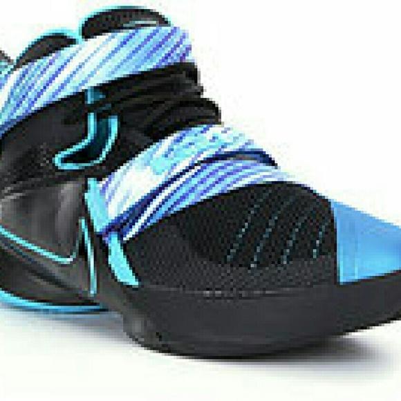 b8c1a7f1150 Nike Kids  Grade School Zoom LeBron Soldier IX