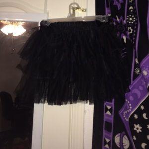 Dresses & Skirts - elastic black tutu
