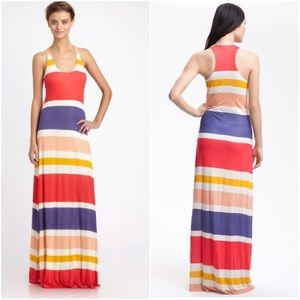 Splendid Dresses & Skirts - Splendid :: Color Block Stripe Maxi Dress ::
