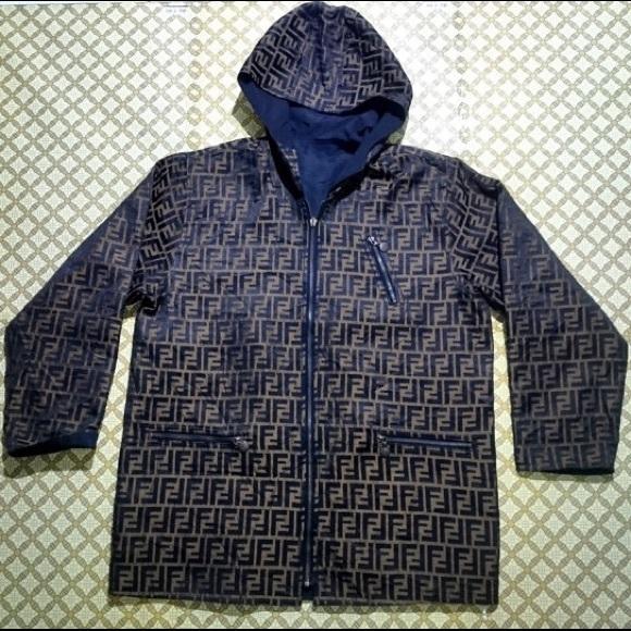 fc868fe1 Vintage FENDI Jacket