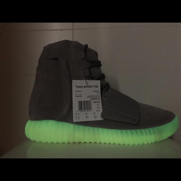 0aa9dfae6b4fc Adidas Yeezy 750 Boost Gum Grey
