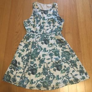 Nordstrom floral dress from Adelyn Rae