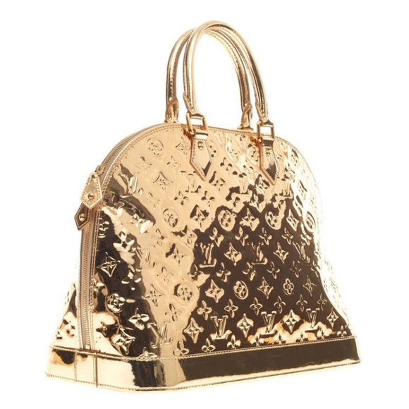 7b6d06f27be Louis Vuitton Handbags - Louis Vuitton Limited Edition monogram Miroir Alma
