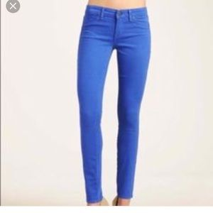 Rich & Skinny Pants - Rich and Skinny blue pants.