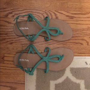 Size 8.5 Merona sandals from Target