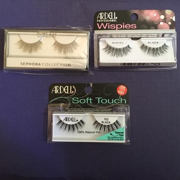 bace6a23fcb Sephora Makeup | False Eyelashes Bundle | Poshmark