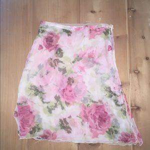 Blumarine Dresses & Skirts - Blumarine Floral Skirt