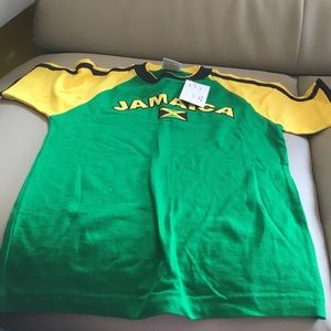 Other - Jamaica Tees for Boys size 6-8