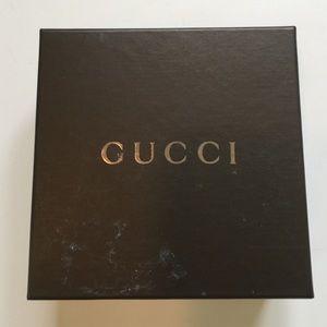 Gucci Other - GUCCI watch/accessory/belt/jewelry box