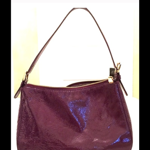 43efc4cdb064 Michael Kors Deep Purple shoulder bag. M 57b9d7136d64bc4ba800a5bd