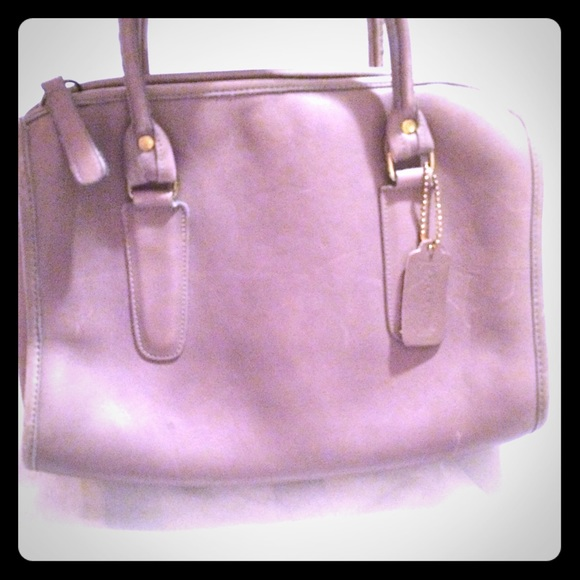 "Coach Handbags - RARE! Coach 1970 ""MADISON SATCHEL"" MADE IN NYC"