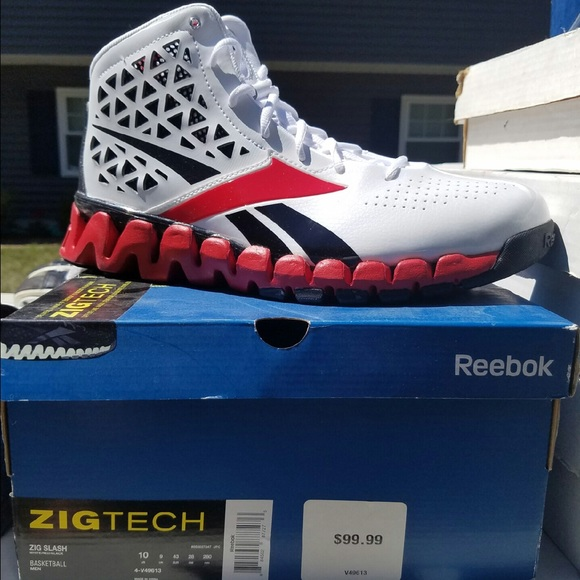 Reebok Zigtech Basketball Shoes 5f5c30747