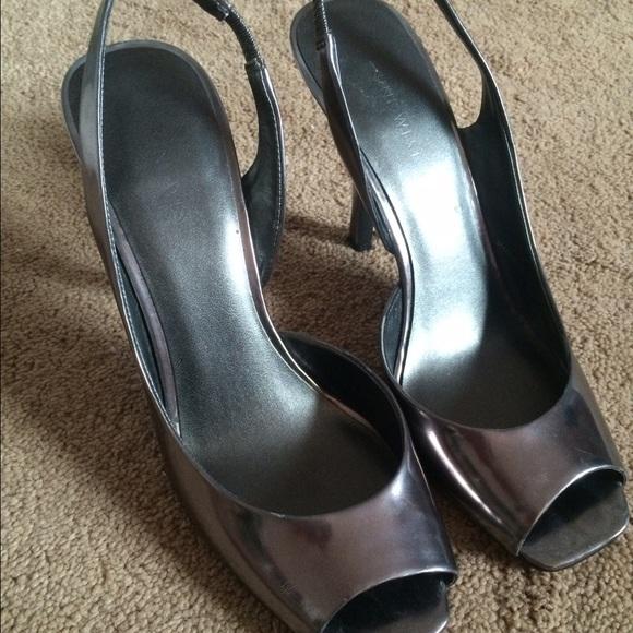 Nine West Shoes   Stunning Pewter