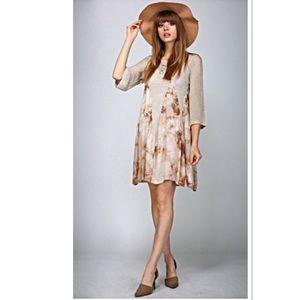 HP🎉BOHO BABYDOLL DRESS