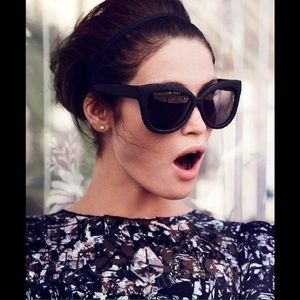 House of Harlow 1960 Accessories - House of Harlow Linsey Cateye Sunglasses